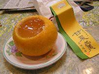 甘夏清涼デザート