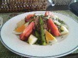 サラダ考 レストランのバロメーター