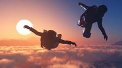 【お題日記】スカイダイビングしてみたい?