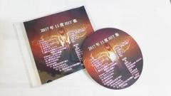 11月分CD完成・・・