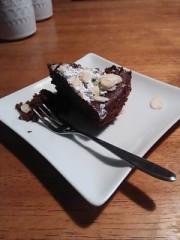 3分チョコケーキ