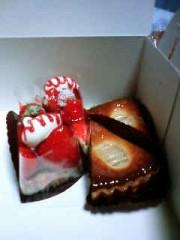 ケーキ(*゚∀゚)