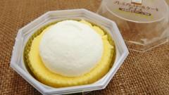 プレミアムロールケーキ+アイス