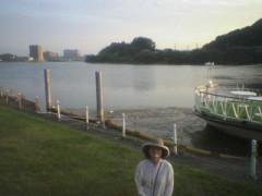 瀬田川沿いを早朝ウオーキング