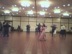 午後社交ダンスの後、ワイフとウオーキング