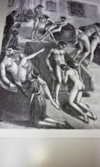 古い時代の乱交の図
