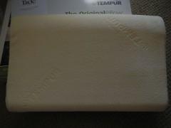 テンピュールの枕(^◇^;)