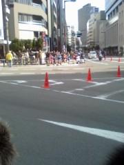 今日は大阪国際女子マラソン
