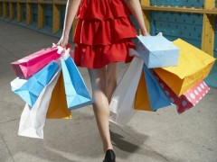 shopping...