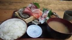 タカマル鮮魚店 3号館     特上タカマル定食