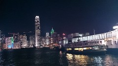 久しぶりのデジログ 香港