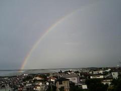 虹を見たい人~~!