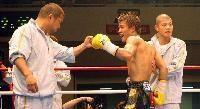 亀田大毅5回TKO勝利