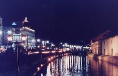 これが小樽の運河