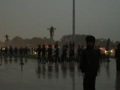 天安門広場の五星紅旗