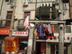 洗濯物@上海