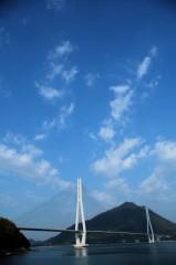 明石海峡大橋&しまなみ街道大橋、最高!