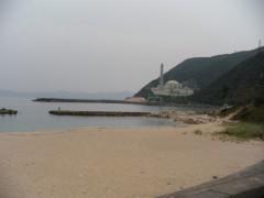 ここは敦賀からちょっと行った港。