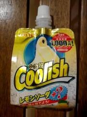 クーリッシュレモンソーダ+?