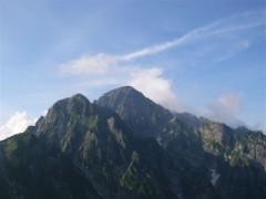 北アルプス剣岳は最高でした!