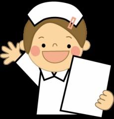病院といえば、看護師さん・・・