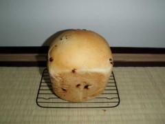 パン焼いてみた
