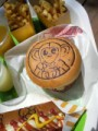パンくんバーガー