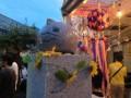 竹の街で七夕