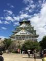 広島城よりはかなりでかいです