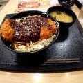 味噌カツ丼