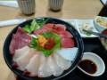 昨日出張さきで食べた丼!美味かった~