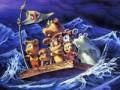 046【趣味の曲】♪冒険者たちのバラード♪『ガンバの冒険』