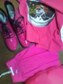 ピンクピンク